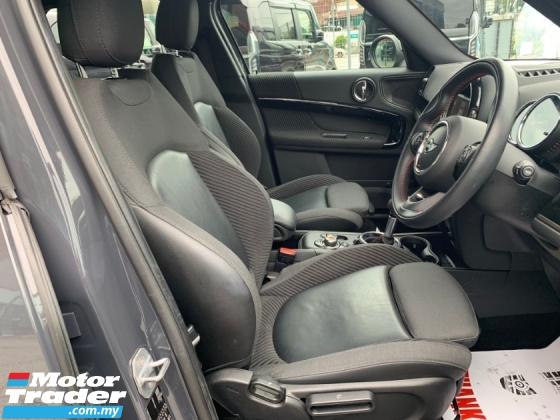 2017 MINI Countryman S 2.0 TURBO ALL4