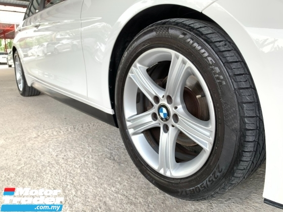 2015 BMW 3 SERIES 316i F30 1.6 (A) Facelift Premium Sport Model