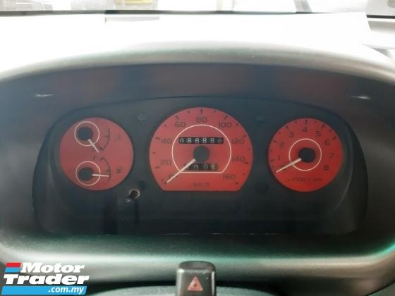 2009 PERODUA KENARI 1.0 Auto AERO Sport New Paint High Loan OTR