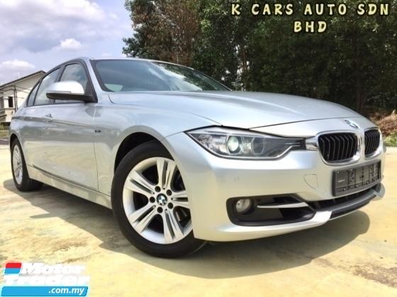 2014 BMW 3 SERIES 320i 2.0 F30 SPORTS (CKD)
