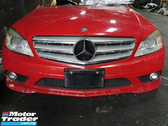W204 KOMPRESSOR HALF CUT AMG BODY KITS