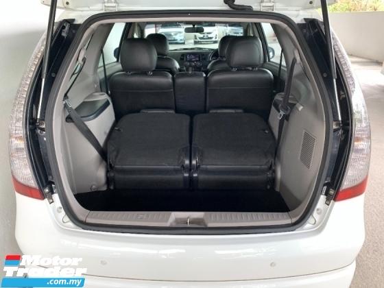 2010 MITSUBISHI GRANDIS 2.4 (A) Facelift High Spec Model