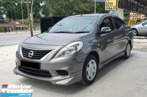 2014 NISSAN ALMERA LEATHER SEATS CAREFUL OWNER PASANG LOW INSTALLMENT