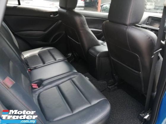 2015 MAZDA CX-5 2015 Mazda CX-5 2.0 Full HIGH SPECS (A)