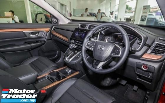 2020 HONDA CR-V All New CRV All New CRV Super Deal UP TO Rm5000 CASH REBATE OVER TRADE ACCESSERIOS VOUCHER CALL ME
