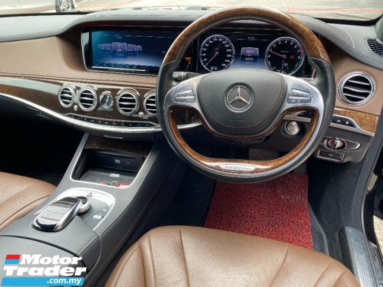 2016 MERCEDES-BENZ S-CLASS S400L Actual Year Full Service Under Warranty 2024