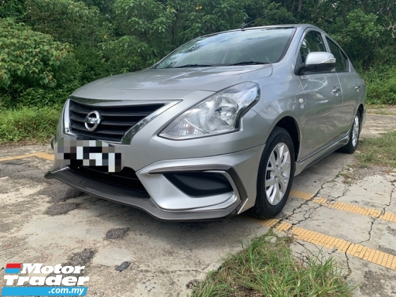 2016 NISSAN ALMERA 1.5 (A) E Spec (TOMEI) FACELIFTS ANDROID PLAYER