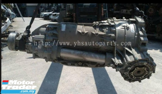 AUDI Q5 8HP55 GEAR BOX NEW USED RECOND AUTO CAR SPARE PART BMW MALAYSIA
