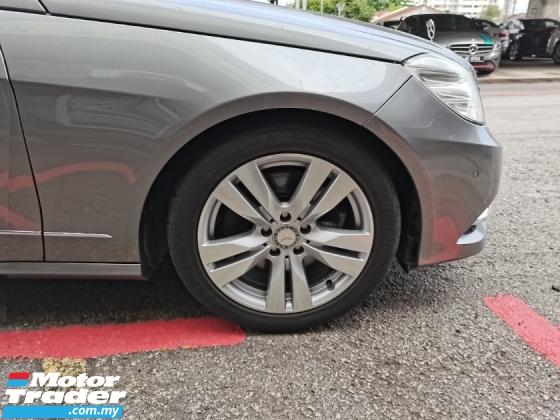 2012 MERCEDES-BENZ E-CLASS 2012 Mercedes Benz E250 CGI AVNTGRDE(CKD) 1.8 (A)