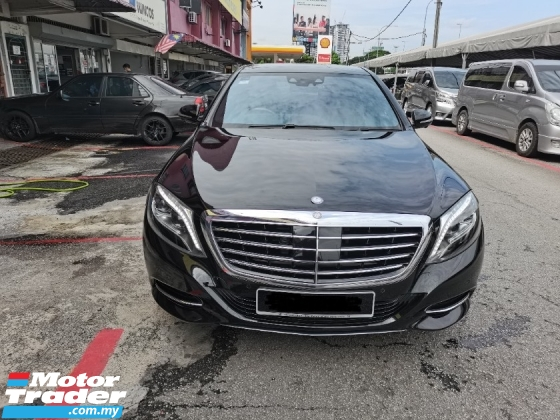 2016 MERCEDES-BENZ S-CLASS Mercedes Benz S400L HYBRID  YEAR 2016