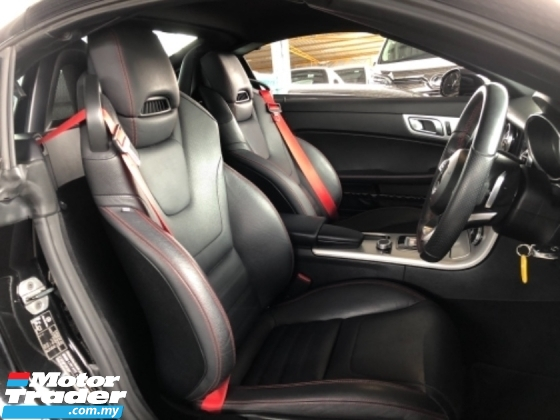 2017 MERCEDES-BENZ SL-CLASS Unreg Mercedes Benz SLC200 2.0 Turbo Convetible Top Paddle Shift AMG Spec Leather Seats 9Speed