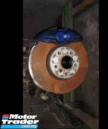 BMW M PERFORMANCE BRAKE CALIPERS USED NEW RECOND AUTO CAR SPARE PART BMW MALAYSIA