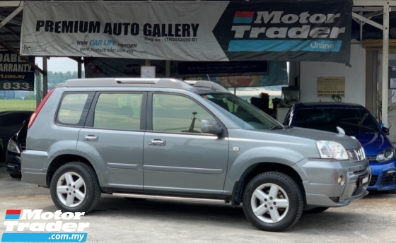 2010 NISSAN X-TRAIL 2.5 (A) 4WD LEATHER SEAT