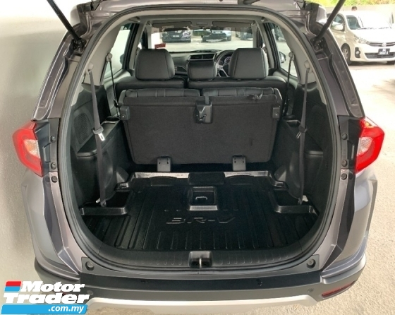 2018 HONDA BR-V 1.5 V-Spec (A) Premium High Spec