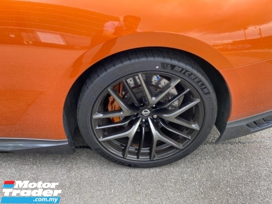 2017 NISSAN GT-R GT-R BLACK EDITION (Recaro Seat / BOse)