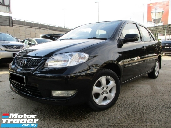2006 TOYOTA VIOS 1.5 G (A) YearEND Sales NEW PAint