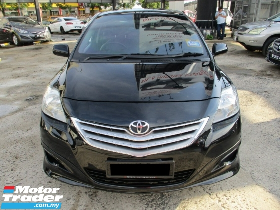 2013 TOYOTA VIOS 1.5 FACELIFT (A) TRD LeatherSeat