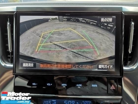 2019 TOYOTA VELLFIRE 2.5 ZG Pre Crash LKA Roof Monitor PB Unreg