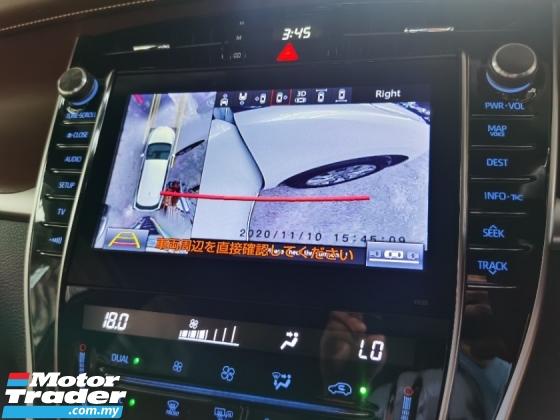 2018 TOYOTA HARRIER 2.0 4 CAMERA POWER BOOTH BROWN INTERIOR PRE CRASH LKA 2018 JAPAN UNREG FREE GMR WARRANTY