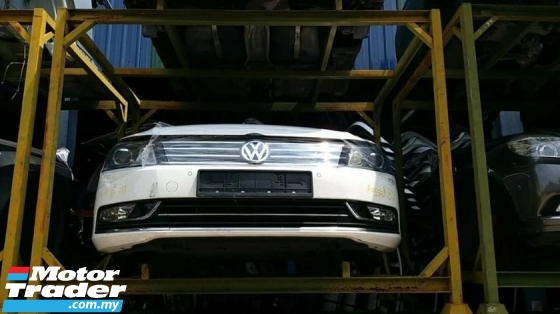 VOLKSWAGEN PASSAT HALF CUT USED NEW RECOND AUTO CAR SPARE PART BMW MALAYSIA