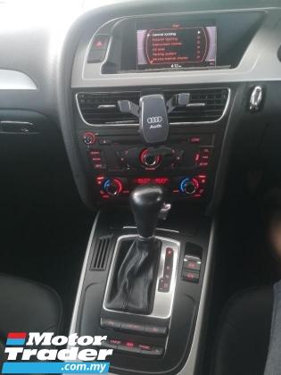 2010 AUDI A4 1.8TFSI