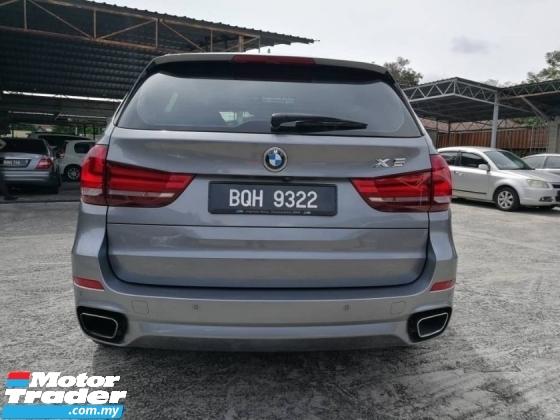 2018 BMW X5 X5