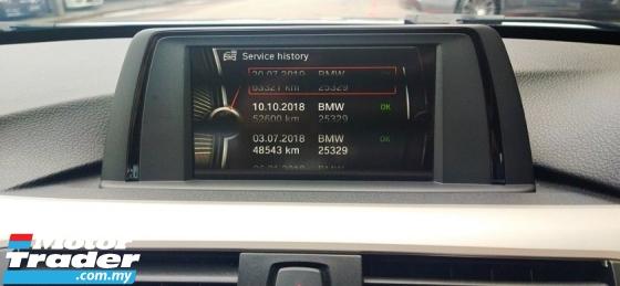 2014 BMW 3 SERIES 316i F30 1.6cc (A) FREE 2 YEARS CAR WARRANTY