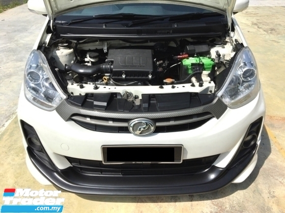 2015 PERODUA MYVI 1.3 SE (A) SUNROOF 1 ONWER VERY TIPTOP CONDITION