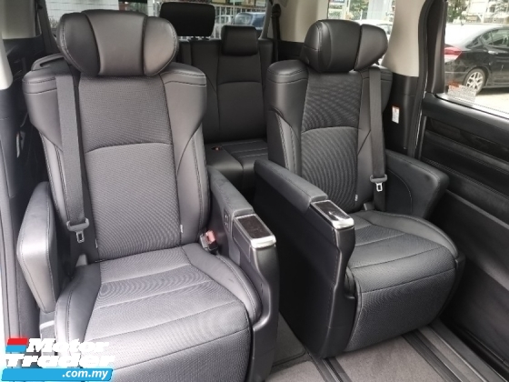 2019 TOYOTA ALPHARD 2.5 SC 3LED GRADE 6A NEW CAR Sun Roof RECON