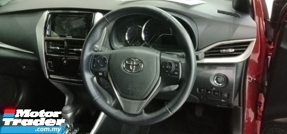 2021 TOYOTA YARIS 1.5 (A) BRAND NEW FREE TAX READY STOCK DISCOUNT t FREE ACCESSORIES RM6800