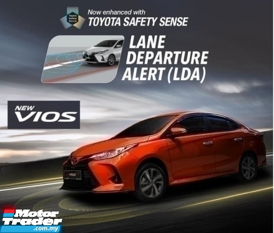 2021 TOYOTA VIOS 1.5 (A) BRAND NEW FREE TAX READY STOCK DISCOUNT t FREE ACCESSORIES RM8000