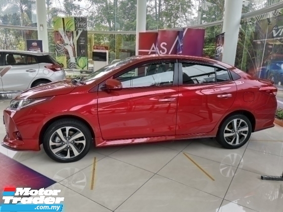 2021 TOYOTA VIOS 1.5 (A) BRAND NEW FREE TAX READY STOCK DISCOUNT t FREE ACCESSORIES