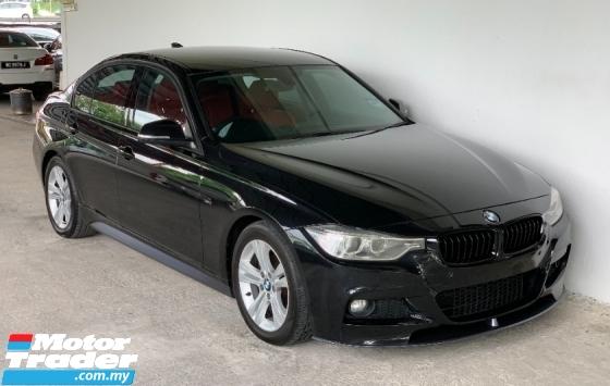 2013 BMW 3 SERIES 320i F30 2.0 (A) TwinPower Turbo M-Sport Model