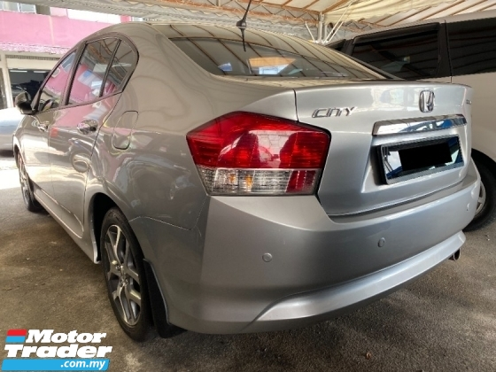 2011 HONDA CITY 1.5 E Actual Year Make 2011