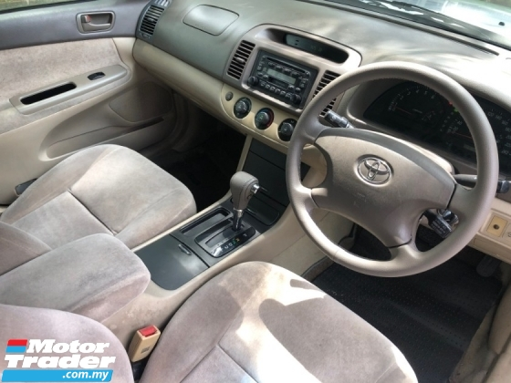 2004 TOYOTA CAMRY 2.0 E (A) XV30 1 DIRECT OWNER GOOD CONDITION