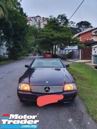 1994 MERCEDES-BENZ SL SL320