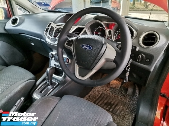 2012 FORD FIESTA 1.6 Sport Hatchback (A) TIPT TOP CAR KING CONDITION