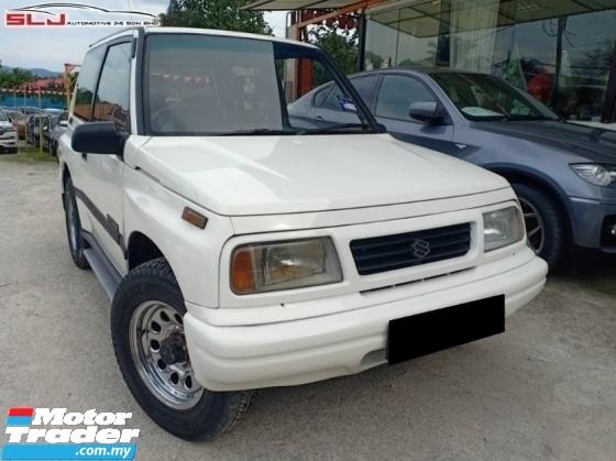 1997 SUZUKI VITARA 1.6- 2 DOOR + LIMITED CONDITION  + COME TEST DRIVE
