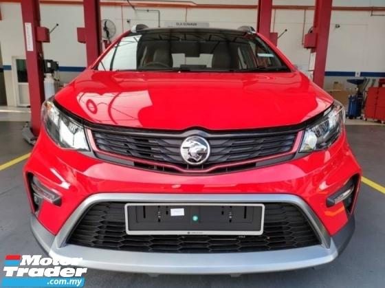 2021 PROTON IRIZ 1.6(A) Active New Facelift Promotion 54,8K OTR