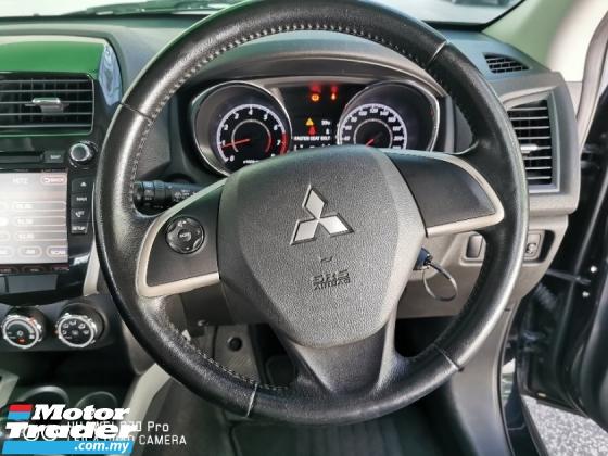 2014 MITSUBISHI ASX 2.0L (A) PREMIUM 2WD - SUPERB ORIGINAL COND