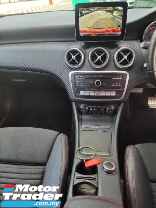 2017 MERCEDES-BENZ A-CLASS A180AMG with 5YEARS WARRANTY