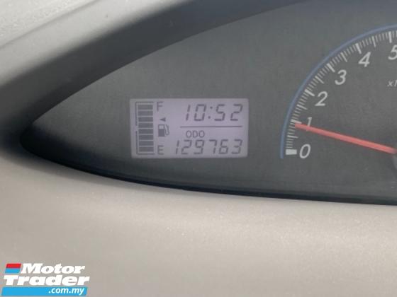 2012 TOYOTA VIOS 1.5 G LIMITED ENHANCED Original Spec Original Mile