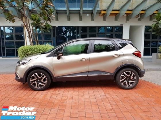 2019 RENAULT CAPTUR Own A Car The Debt-Free Way
