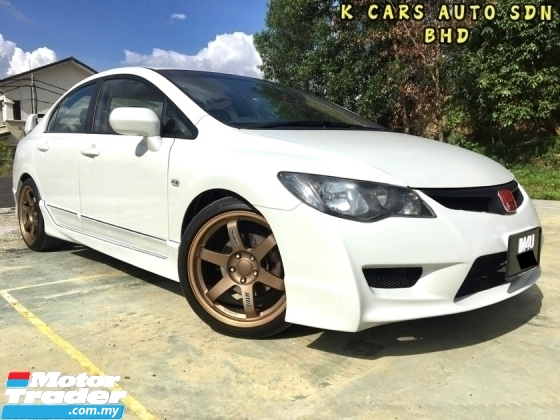 2010 HONDA CIVIC 1.8 S-L I-VTEC FACELIFT TYPE R BODYKIT