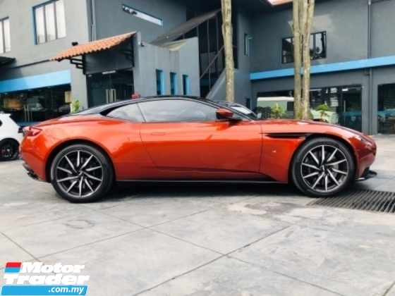 2016 ASTON MARTIN DB11 5.2 V12 WELL MAINTAINED