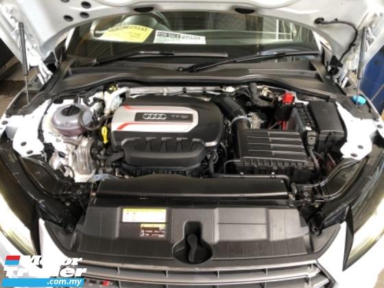 2016 AUDI TT Unreg Audi TT TTS 2.0 TFSI Turbo Coupe Few Untis LED Light Push Start Paddle Shift