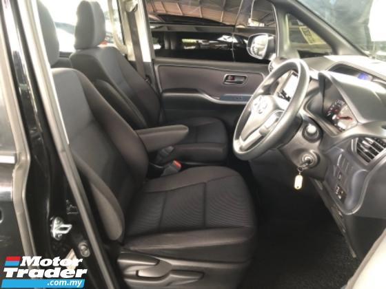 2016 TOYOTA VOXY Unreg Toyota Voxy ZS 2.0 7seather Rear Camera Black Interior Auto Tiptronic Gear Box