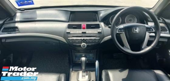 2011 HONDA ACCORD 2.0 VTi-L FACELIFT CAR KING