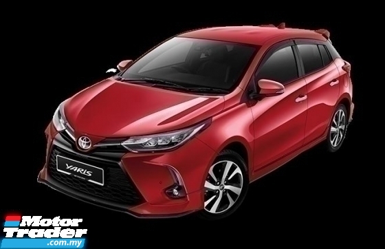 2021 TOYOTA YARIS 1.5 (A) 1.5 (A) BRAND NEW FREE TAX READY STOCK DISCOUNT t FREE ACCESSORIES RM4800