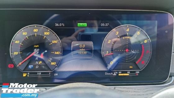 2019 MERCEDES-BENZ E-CLASS E350 AMG COUPE